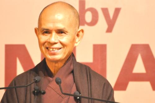 ティックナットハン Thich Nhat Hanh