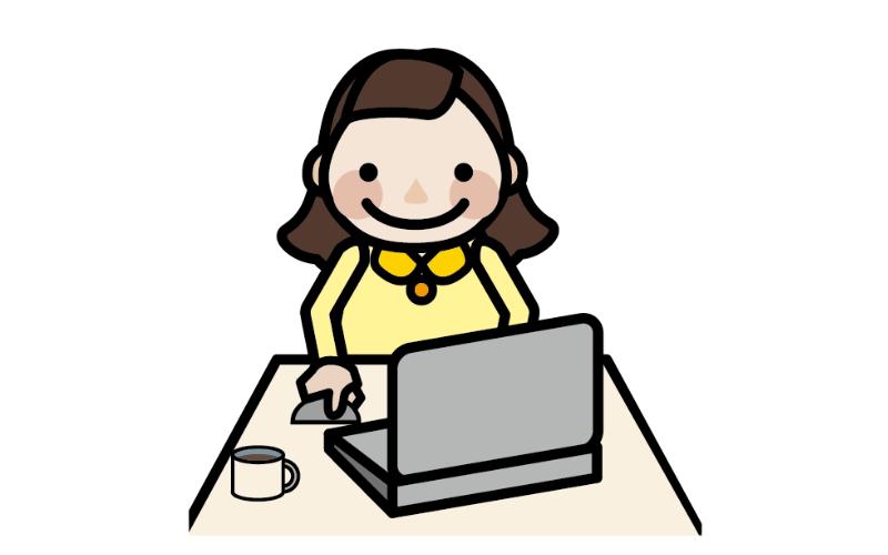 パソコン オンライン