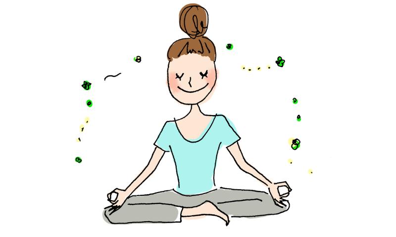 瞑想 ヨガ